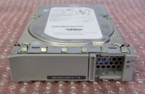 "Cisco 1TB 7.2K SAS 3.5"" HDD Hard Disk Drive UCS-HDD1T12F212 for UCS Servers"